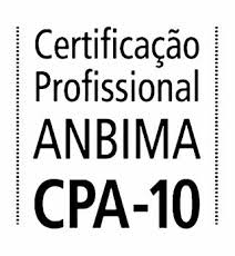 Curso de preparação para a Certificação Anbima série 10 –  CPA10
